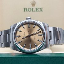 Rolex 34mm Automatic 2016 new Air King (Submodel)