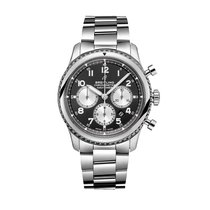 Breitling Steel Automatic 43mm new Navitimer 8