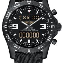 Breitling Chronospace Military Сталь 46mm Россия, Moscow