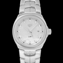 TAG Heuer Link Lady 32mm Mother of pearl United States of America, California, San Mateo