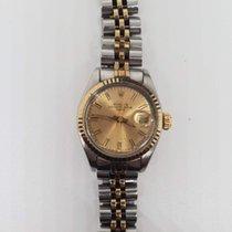 Rolex Oyster Perpetual Lady Date Or/Acier 26mm France, Saint Nom