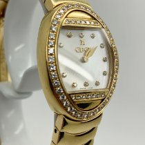 Ebel pre-owned Quartz 22mm Mother of pearl Sapphire Glass