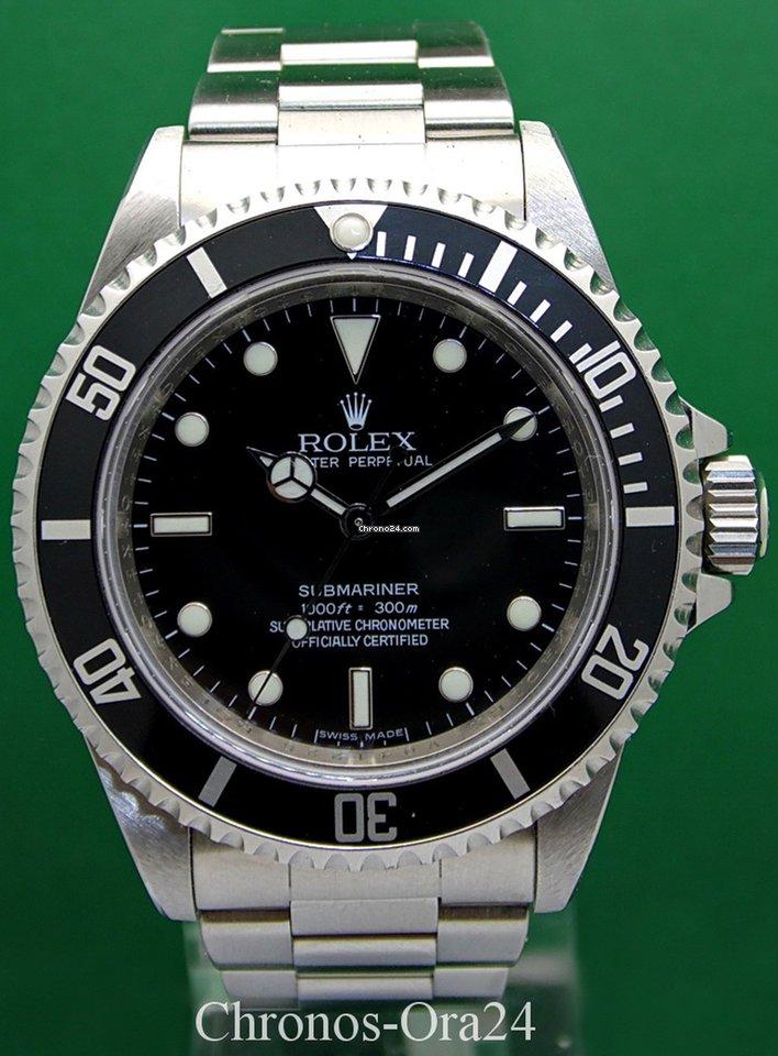f18d2d880b Μεταχειρισμένα ρολόγια Rolex Submariner