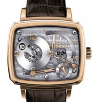 Hautlence Rose gold Automatic 37mm new