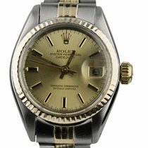 Rolex Lady-Datejust Gold/Steel 26mm Gold United States of America, New York, Lynbrook