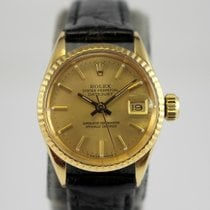Rolex Oyster Perpetual Lady Date 6517 1967 tweedehands