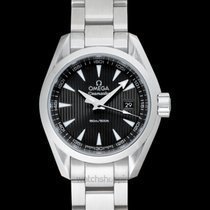 Omega Seamaster Aqua Terra Steel 30mm Grey United States of America, California, San Mateo