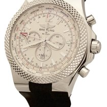 Breitling Bentley GMT Steel 49mm White United States of America, New York, Huntington Village