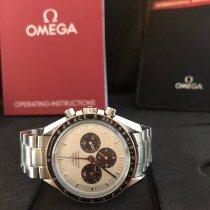 Omega Speedmaster Professional Moonwatch neu 2019 Handaufzug Chronograph Uhr mit Original-Box und Original-Papieren 311.30.42.30.01.006