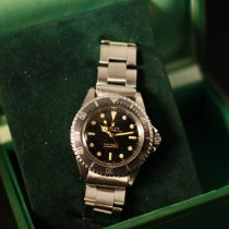 Rolex Submariner (No Date) Steel 40mm Black No numerals United States of America, New York, Westchester