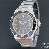 Rolex 16610 Staal 1996 Submariner Date 40mm tweedehands Nederland, Maastricht