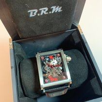 B.R.M Titanium 40mm Automatic BRT-4 new
