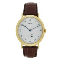 Breguet Classique Yellow gold 40mm White Arabic numerals United States of America, Massachusetts, Andover