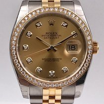 Rolex Gold/Steel 36mm Automatic 116243 new United States of America, New York, New York