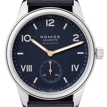 NOMOS Steel 39,5mm Automatic 768 new