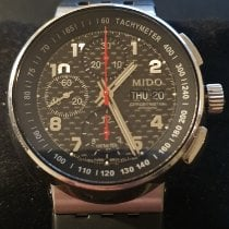 Mido All Dial Stal 41mm