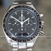 Omega Speedmaster Professional Moonwatch Steel 42mm Black No numerals United States of America, Massachusetts, Milford