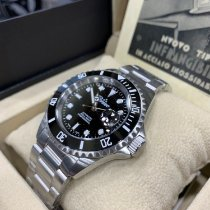 Perseo Steel 43.5mm Automatic 6785.01 new