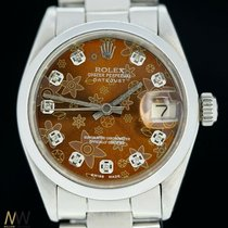 Rolex Lady-Datejust pre-owned 31mm Steel