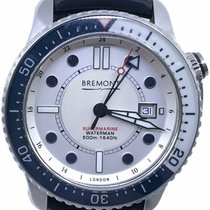 Bremont Steel 43mm Automatic Supermarine United States of America, Florida, Naples