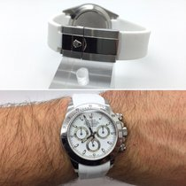 Rolex Rubber strap cinturino silicone Submariner GMT Daytona Date