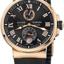 Ulysse Nardin Marine Chronometer Manufacture 1186-126-3.42 2012 новые