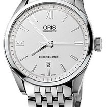 Oris Artix Date Steel 46mm Silver United States of America, New York, Brooklyn
