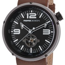 Momo Design Steel 44mm Automatic md1011BS12 new