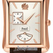 Piaget Emperador Rose gold 32mm Silver United States of America, New York, Airmont