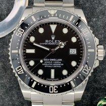 Rolex Sea-Dweller Deepsea gebraucht Stahl