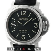 Panerai Luminor Marina 8 Days new Manual winding Watch with original box and original papers PAM 510