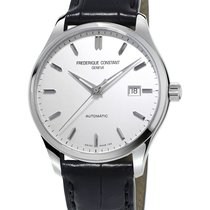 Frederique Constant 40mm Automatic new Classics Index White