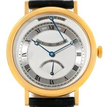 Breguet Classique Retrograde Seconds 18k Yellow Gold Mens...