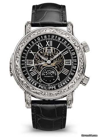 40ddfb10578 Patek Philippe Sky Moon Tourbillon for $2,450,000 for sale from a Trusted  Seller on Chrono24
