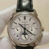 Patek Philippe Perpetual Calendar Chronograph Aur alb