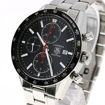 TAG Heuer Carrera 41mm Calibre 16 CV2014 steel automatic new...