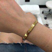 Cartier LOVE bracelet, 4 diamonds