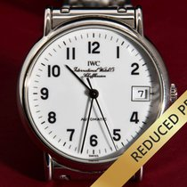 IWC Portofino All Stainless Steel Automatic (35 MM) W 4473