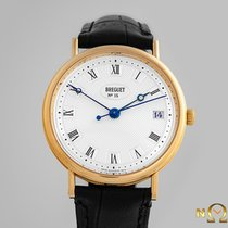 Breguet Rose gold 34,50mm Automatic 5910 pre-owned