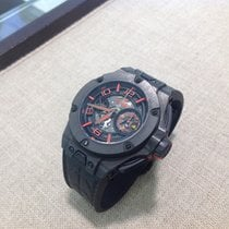 Hublot Big Bang Ferrari 402.QU.0113.WR Unworn Carbon 45mm Automatic