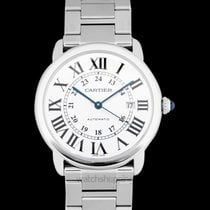Cartier Ronde Solo de Cartier Steel 42mm Silver United States of America, California, San Mateo