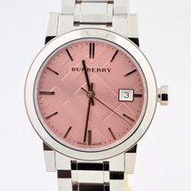 Burberry 34mm Quartz pre-owned Pink