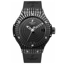 Hublot Big Bang Caviar Ceramic 41mm Black No numerals United States of America, New York, New York