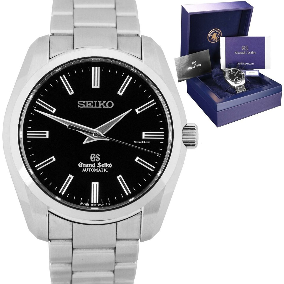 b049a1bea4 Seiko watches - all prices for Seiko watches on Chrono24