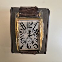 Franck Muller Long Island Yellow gold Silver Arabic numerals United States of America, Illinois, Chicago