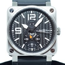Bell & Ross Titanium Automatic BR03-51GMT pre-owned Singapore, Singapore