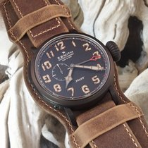 Zenith Pilot Type 20 GMT new Automatic Watch with original box and original papers 96.2431.693