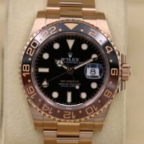 Rolex 126715 Rose gold 2018 GMT-Master II 40mm pre-owned United States of America, Tennesse, Nashville