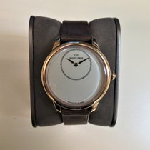 Jaquet-Droz Petite Heure Minute J005003200 New Rose gold 35mm Automatic