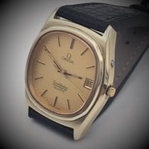Omega Constellation Gold/Steel 40mm Gold